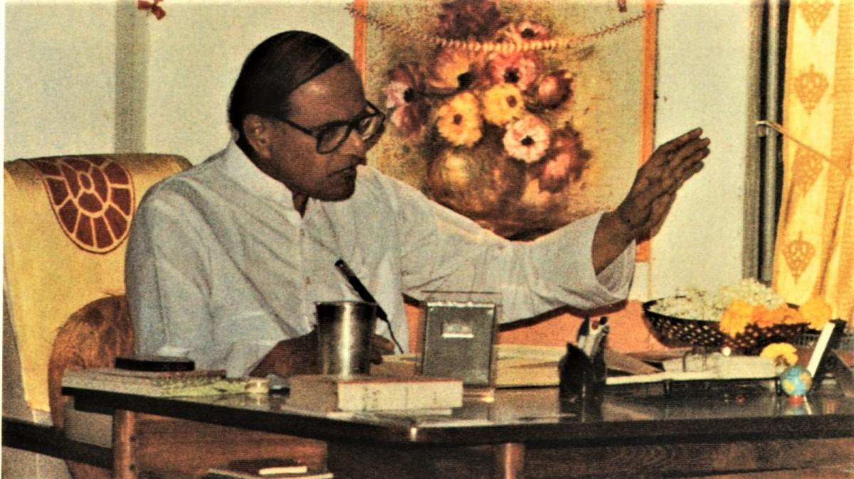 नेकी, दरिया और भरतलाल पर श्री माधवपण्डित