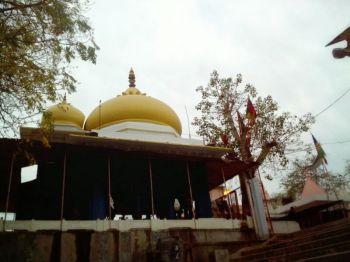 कोटेश्वर महादेव मन्दिर।