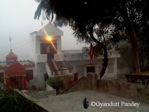 शीतलामाता-हनुमान जी मंदिर