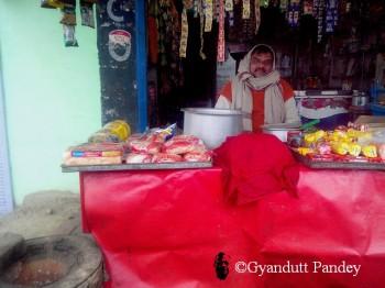 मदनलाल की चाय दुकान