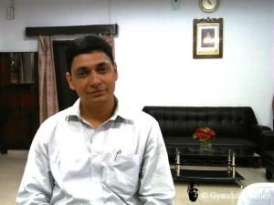 श्री अचिन्त्य लाहिड़ी
