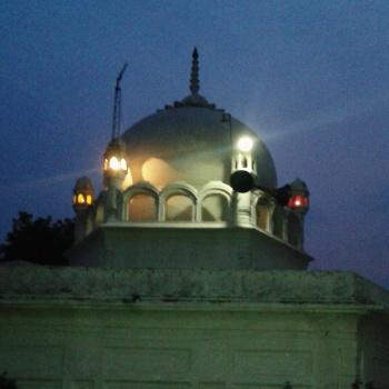 जमुई पण्डित में राधा-कृष्ण मन्दिर