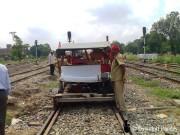 रेल मोटर ट्रॉली