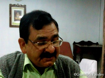 श्री कन्हैयालाल पाण्डेय