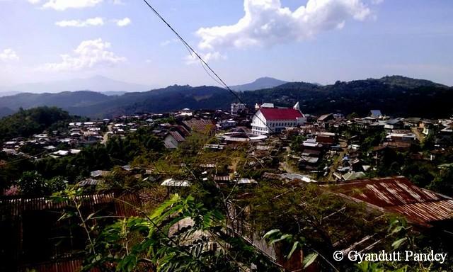 उंग्मा गांव।