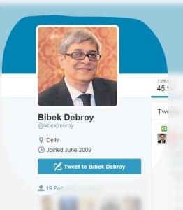 Bibek Debroy
