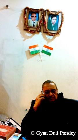 श्री प्रतुल कुमार लाहिड़ी