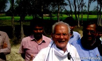 संहुआरी के राजेन्द्र मिश्र
