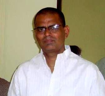 श्री अविनाश सिरपुरकर (उनके फेसबुक प्रोफाइल का चित्र)