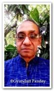 श्री रमेश कुमार, मेरे अभिन्न मित्र। जिन्होने अपना चित्र भेजने के लिये पहली बार अपना सेल्फी लिया!