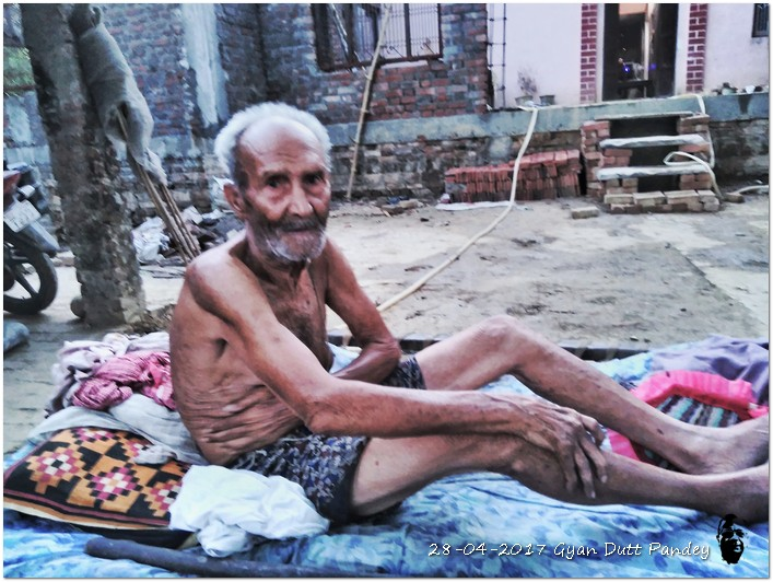 मदन मोहन पाण्डेय, उम्र 93वर्ष