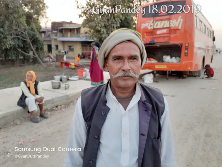 रामप्रसाद तीर्थयात्री कानिमन्त्रण