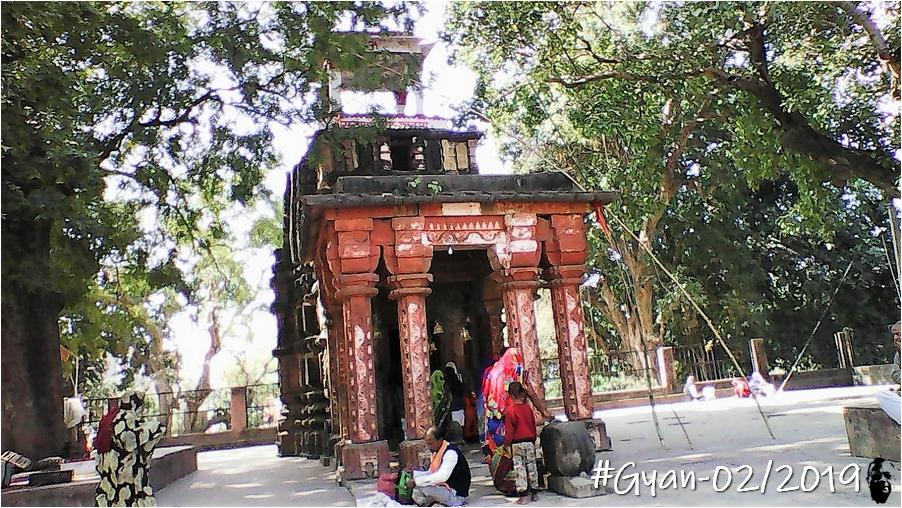 गोधना का शिव मंदिर –सारनाथ