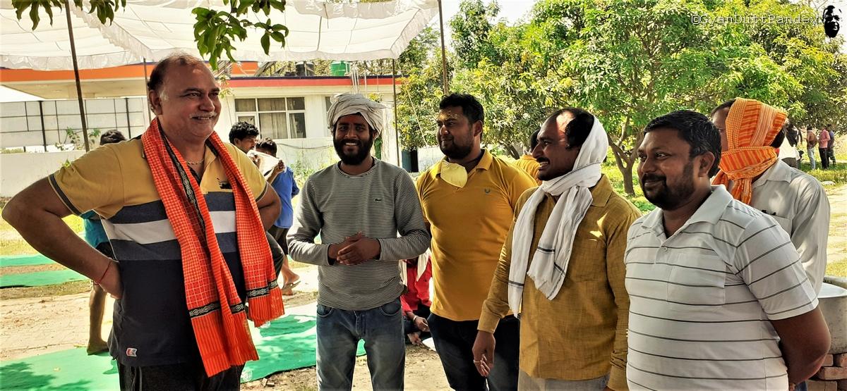 अक्षयपात्र और शिवाला में पथिकों को मिलता है भोजन औरविश्राम