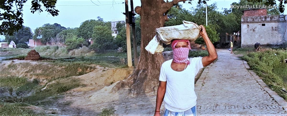 यह सतर्क रह कर सामान्य जीवन जीने का समय है#गांवकाचिठ्ठा