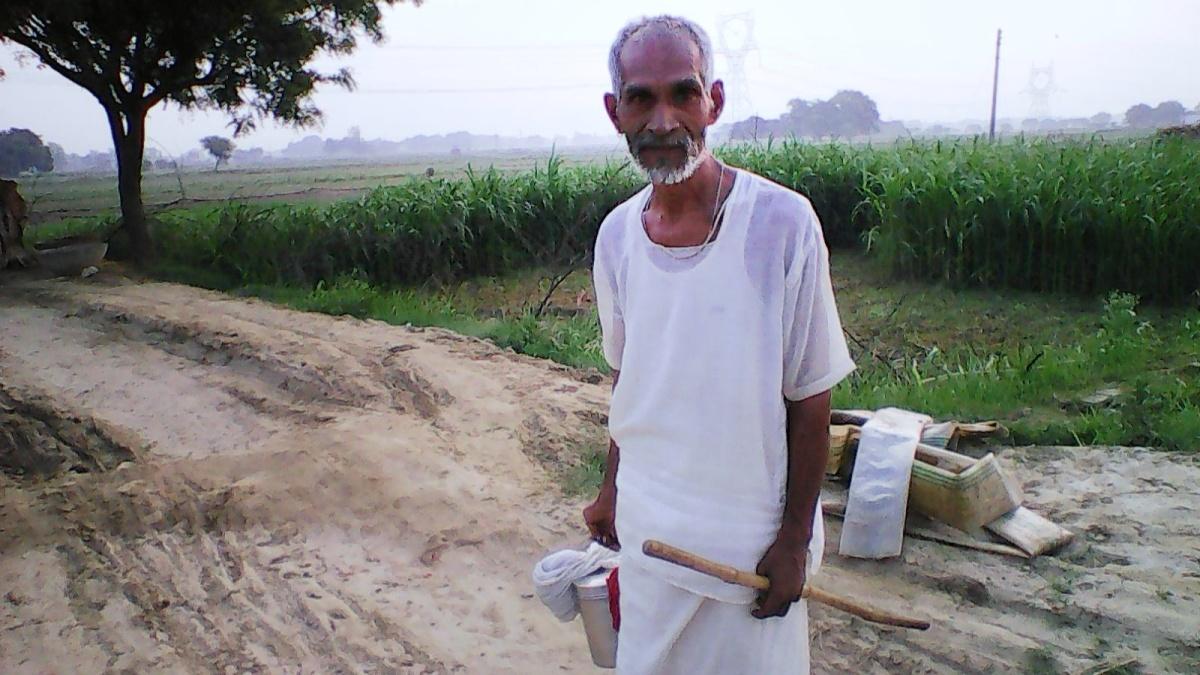 Parasnath, regular in Ganga Snan for 25years