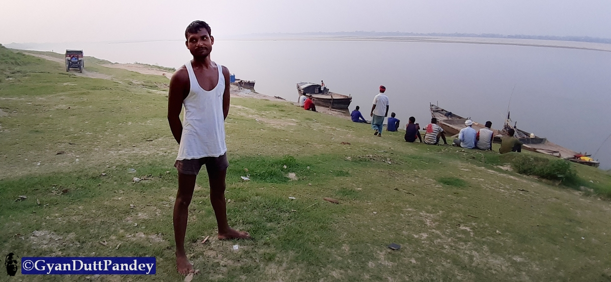 राजेश सरोज – जल्दी ही बम्बई लौट जाऊंगा#गांवकाचिठ्ठा