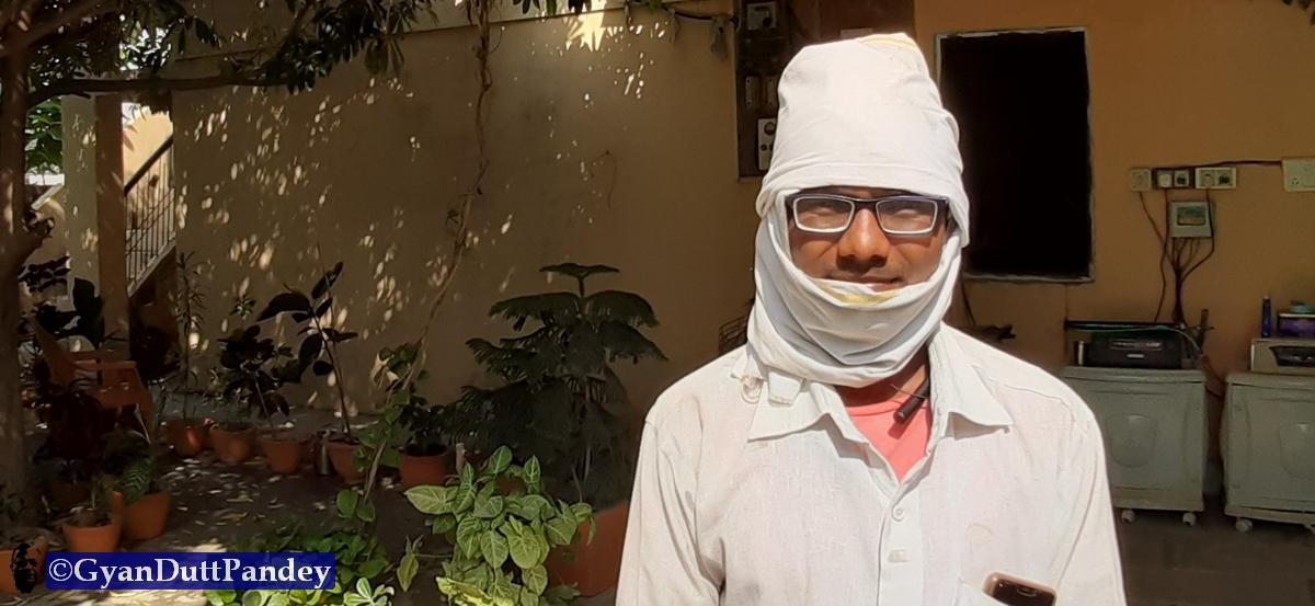 संदीप कुमार को एक व्यवसाय और, उससे ज्यादा, आत्मविश्वास चाहिये#गांवकाचिठ्ठा