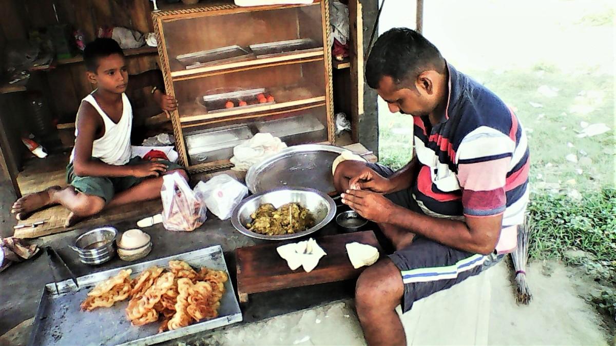 राजेश की गुमटी और गांव के सामाजिक-आर्थिकबदलाव