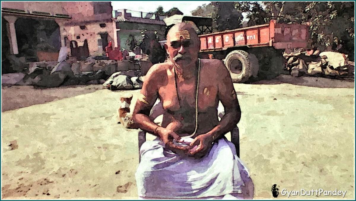 अशोक शुक्ल ने दैनिक पूजा का लाभ बताया, और वह बड़ा लाभहै!