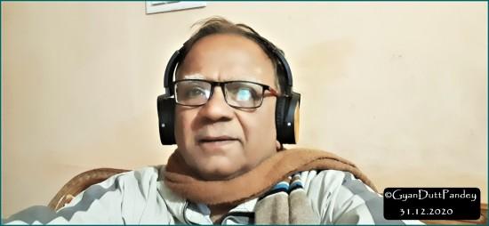Gyan Dutt Pandey, Gyandutt Pandey,