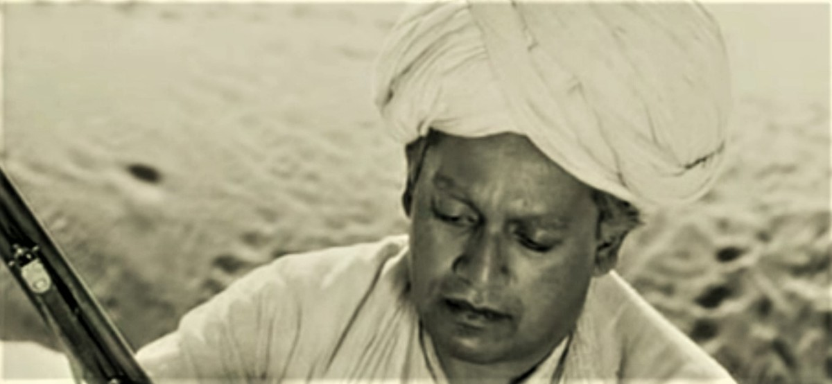 मेरी रेलवे की यादों को कुरेदती फिल्म भुवनशोम