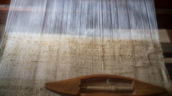 weavers khaddi