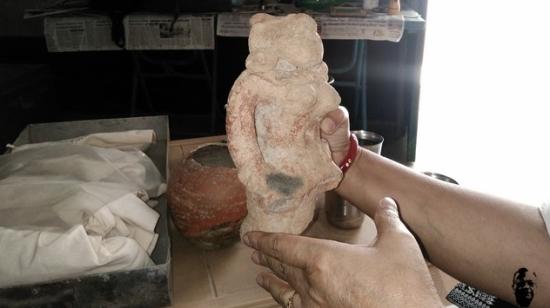 Dwarikapur Archeological site